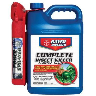 Bayer Complete Brand Insect Killer for Gardens