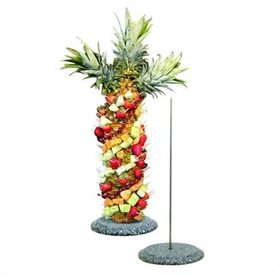 "Buffet Enhancements 25"" Pineapple Tree Display Stand"