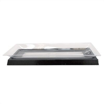 Buffet Enhancements Chefstone Large Rectangular Lighted Ice Display