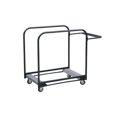 Buffet Enhancements Round Folding Table Dolly