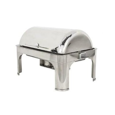 Buffet Enhancements Classic Empire Style Rectangular Chafing Dish