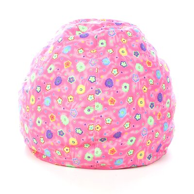 Elite Products Child Prints Collection Bean Bag Chair
