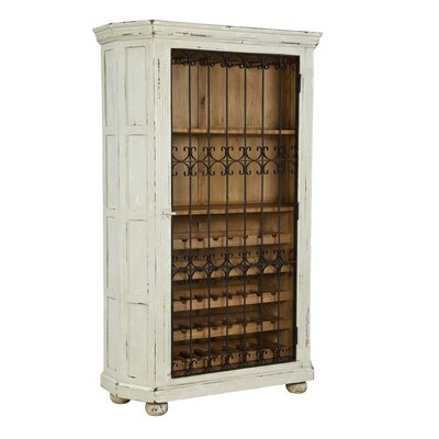 Country 35 Bottle Wine Cabinet