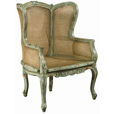 Louis XV Bergere Arm Chair