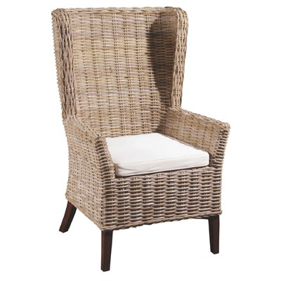 Key Largo Host Arm Chair