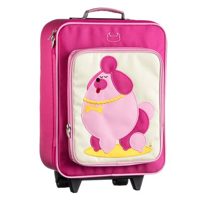 Beatrix Wheelie Animal Pocchari Suitcase