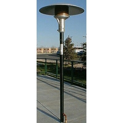 Sunglo Permanent Natural Gas Patio Heater