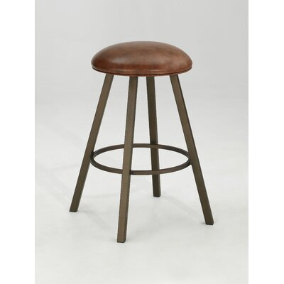 Iron Mountain Dallas Backless Barstool