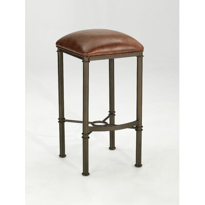 Iron Mountain Cayson Backless Barstool