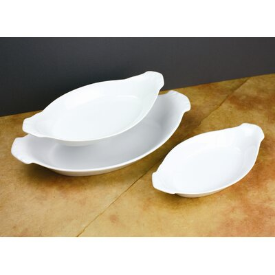 Culinary Proware Au Gratin (Set of 3)