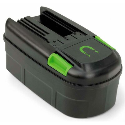 Kawasaki 19.2V Heavy Duty Replacement Battery in Green