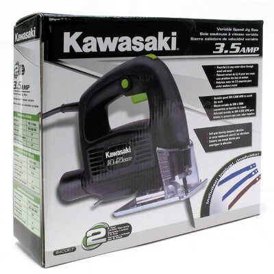 Kawasaki 3.5 Amp Variable Speed Jig Saw