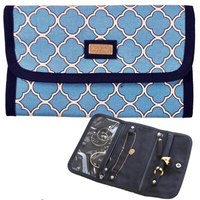 Ame & Lulu Jewelry Clutch