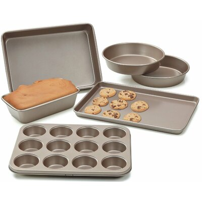6 Piece Heavy Gauge Non-Stick Bakeware