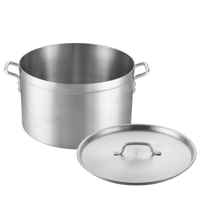 40-qt. Stock Pot with Lid