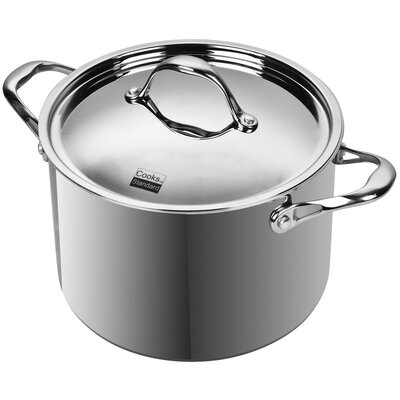 8-qt. Stock Pot with Lid