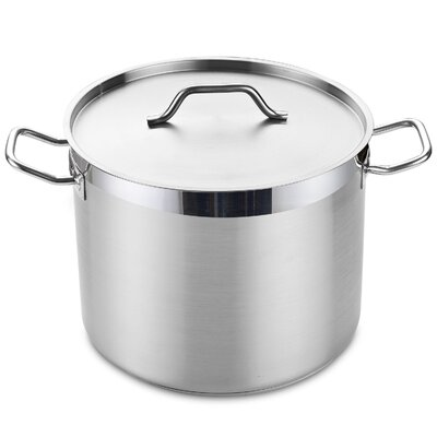 Cooks Standard 8-qt Stockpot with Lid