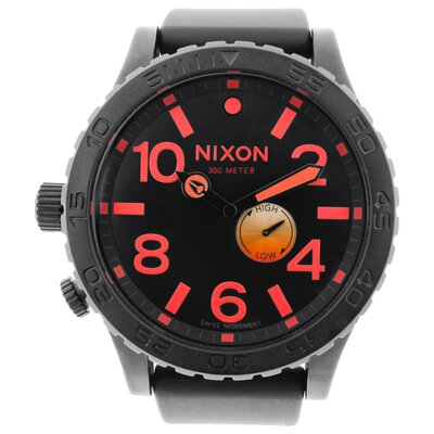 Nixon Men's 51-30 Stainless Steel Watch