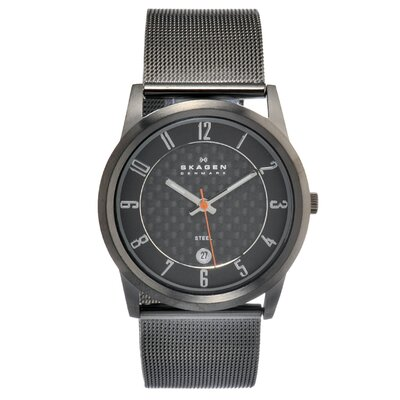 Steel Unisex's Crystal Watch
