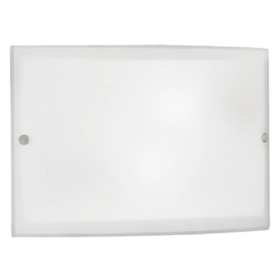 EGLO Bari 2 Light Wall Sconce