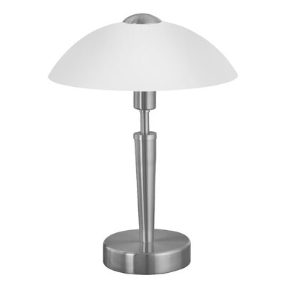 "EGLO Solo 1 13.75"" H 1-Light Table Lamp"