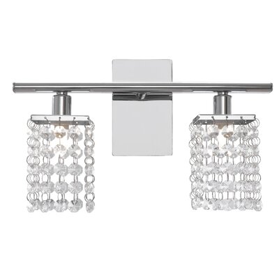 EGLO Pyton 2 Light Bath Vanity Light