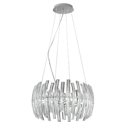 EGLO Drifter 9 Light Foyer Pendant