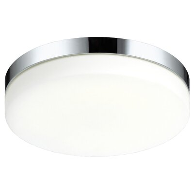 EGLO Lora 1 Light Flush Mount