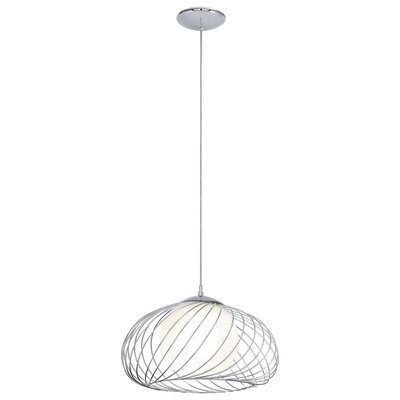 EGLO Thebe 1 Light Inverted Pendant