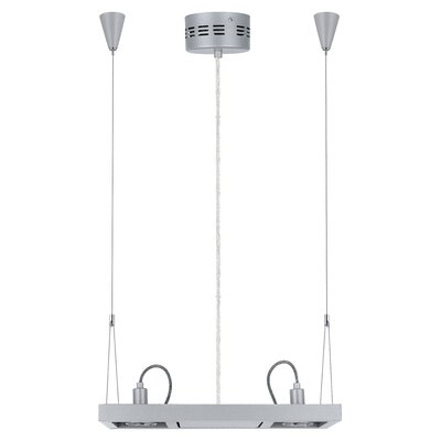 EGLO Vectus 2 Light Linear Pendant