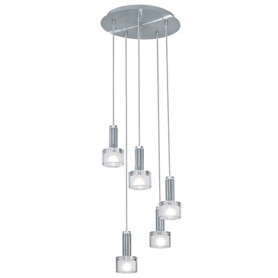 EGLO Fabiana 5 Light Pendant