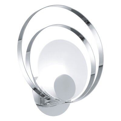 EGLO Ringo 1 Light Wall Sconce