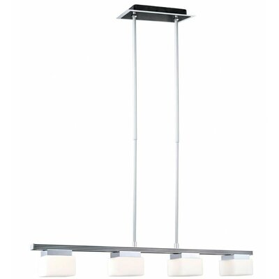Peroni 4 Light Kitchen Island Pendant