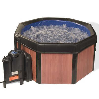Comfort Line Products Spa-N-A-Box 6' Portable Spa