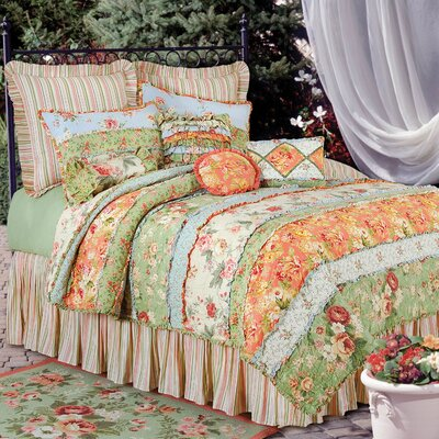 C & F Enterprises Garden Dream Quilt Collection