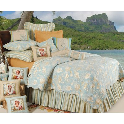 C & F Enterprises Natural Shells Quilt Collection