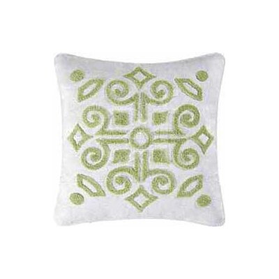 Boxwood Abbey Cotton Accent Pillow