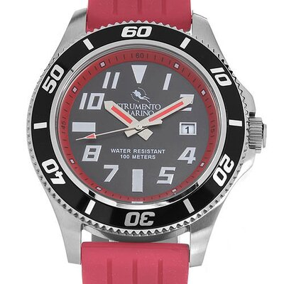 Coralproof SM057RSS/NR/RS Men's Stainless Steel Watch