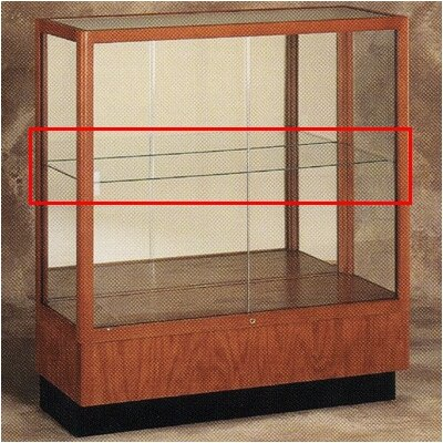 Waddell Extra shelf for the Heritage 894/8949 and Heirloom 894 Series Cases