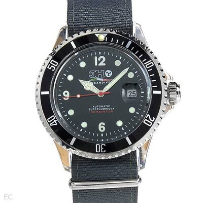 Oceandiver OD1N Men's Plastic Watch