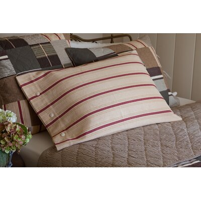Taylor Linens Homespun Standard Pillowcase