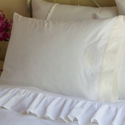 Taylor Linens Good Night Cotton Pillowcase