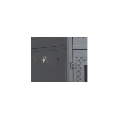 "Quest Manufacturing 500 Series 36""D Co-Location Server Rack - 40 RU"