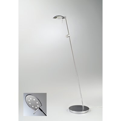 Holtkötter 1 Light Floor Lamp