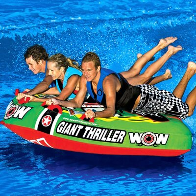 World of Watersports Giant Thriller Towable