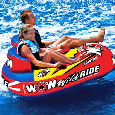 World of Watersports Wild Ride Towable
