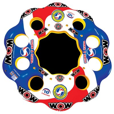 World of Watersports Circus Island Towable