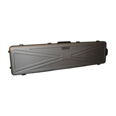 SportLock LLC DiamondLock Double Rifle Wheeled Case