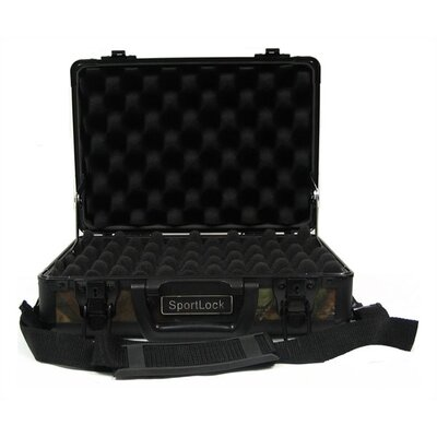 CamoLock Double Pistol Case