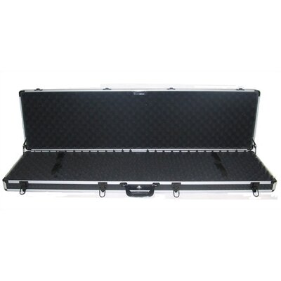 SportLock LLC AluminumLock Wheeled Double Rifle Case